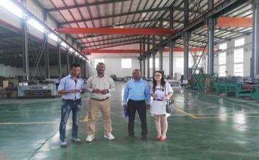 埃塞俄比亚客户来访