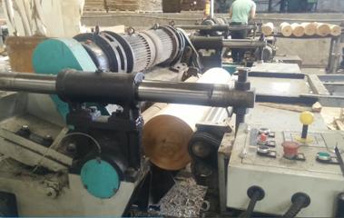 80m/min Veneer Peeling Lathe Diameter 500mm